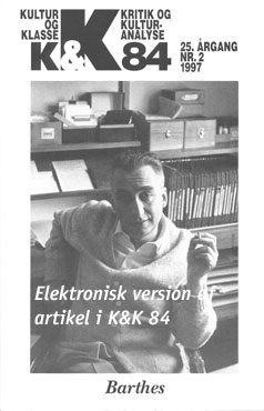 Elektronisk Barthes Avec Fichiers